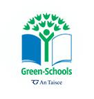 greenschools logo;